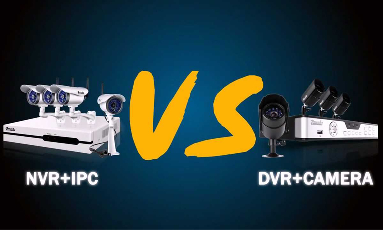 DVR vs NVR