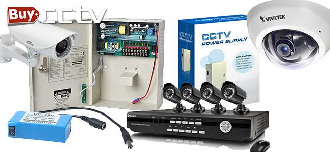 battery power cctv