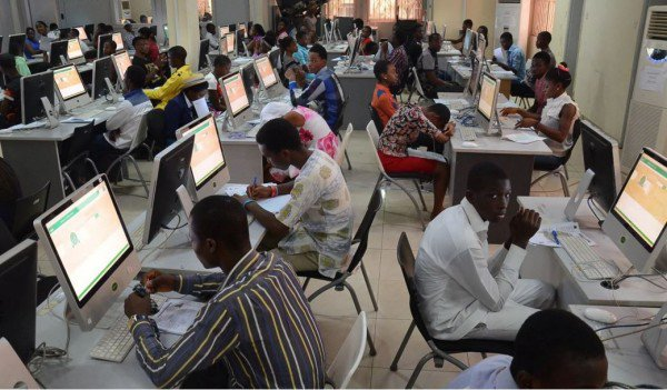 cctv in jamb centers