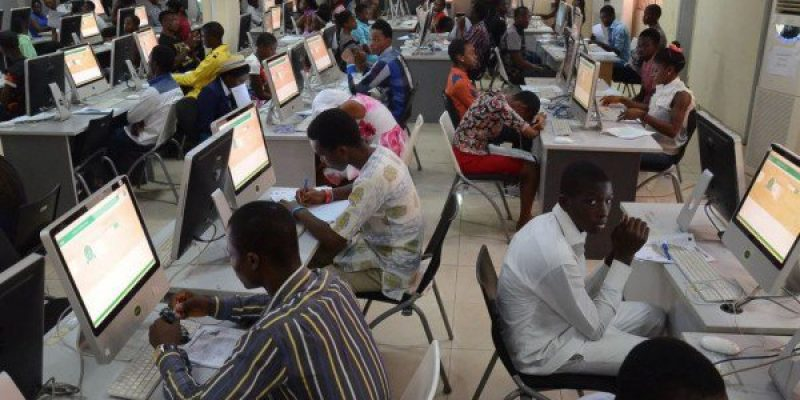 CCTV Camera installation in JAMB Centers in Nigeria