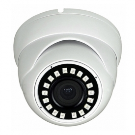 Metal Body 720p Indoor Dome CCTV Camera