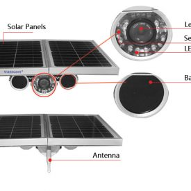 Solar-poweredd-outdoor-ip-camera-with-night-visibility