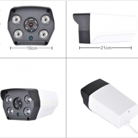 2.0MP Sony IMX290 Sensor Outdoor AHD 1080P CCTV