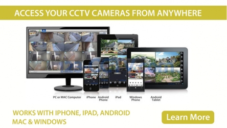 How to View Your CCTV Camera online from anywhere in the world